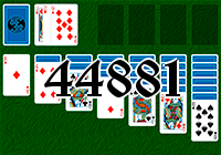 Пасьянс №44881