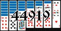 Пасьянс №44919