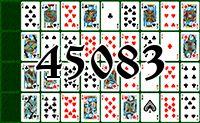Пасьянс №45083