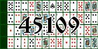 Пасьянс №45109