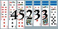 Пасьянс №45233