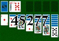 Пасьянс №45277