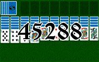 Пасьянс №45288