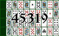 Пасьянс №45319