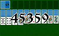 Пасьянс №45359
