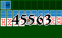 Пасьянс №45563
