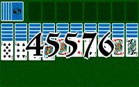 Пасьянс №45576