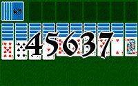 Пасьянс №45637