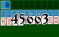 Пасьянс №45663