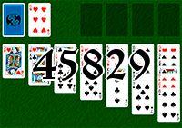 Пасьянс №45829