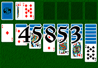 Пасьянс №45853