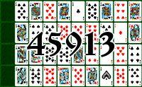 Пасьянс №45913