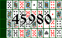 Пасьянс №45980