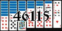 Пасьянс №46115