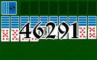 Пасьянс №46291