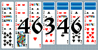 Пасьянс №46346