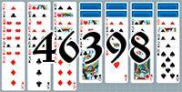 Пасьянс №46398