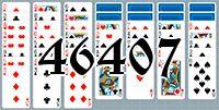 Пасьянс №46407