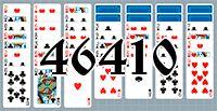 Пасьянс №46410