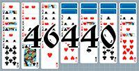 Пасьянс №46440