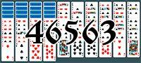 Пасьянс №46563