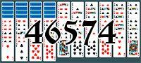 Пасьянс №46574
