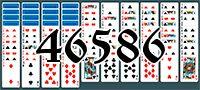 Пасьянс №46586