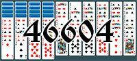 Пасьянс №46604