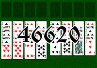 Пасьянс №46620