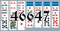 Пасьянс №46647