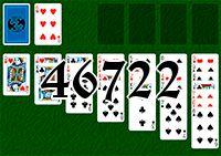 Пасьянс №46722
