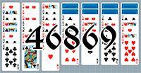 Пасьянс №46869
