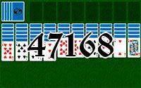 Пасьянс №47168