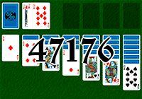 Пасьянс №47176
