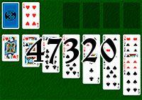 Пасьянс №47320