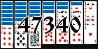 Пасьянс №47340