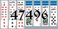 Пасьянс №47496