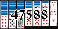 Пасьянс №47588