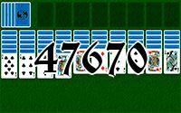 Пасьянс №47670
