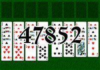 Пасьянс №47852