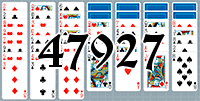 Пасьянс №47927