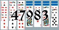 Пасьянс №47983
