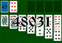 Пасьянс №48031