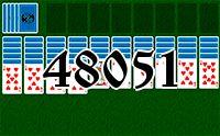 Пасьянс №48051