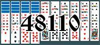 Пасьянс №48110