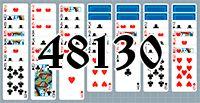 Пасьянс №48130