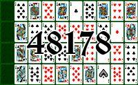 Пасьянс №48178