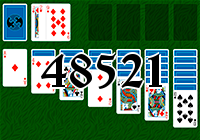Пасьянс №48521