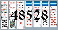 Пасьянс №48528