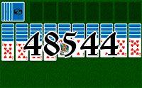 Пасьянс №48544